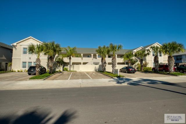 114 E Atol St. #8, South Padre Island, TX 78597 (MLS #29718637) :: The Monica Benavides Team at Keller Williams Realty LRGV