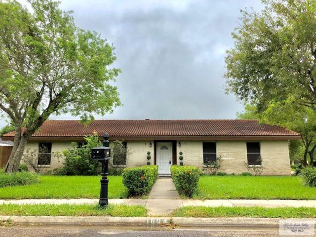 1804 Don Quixote St., Brownsville, TX 78521 (MLS #29718856) :: The Monica Benavides Team at Keller Williams Realty LRGV