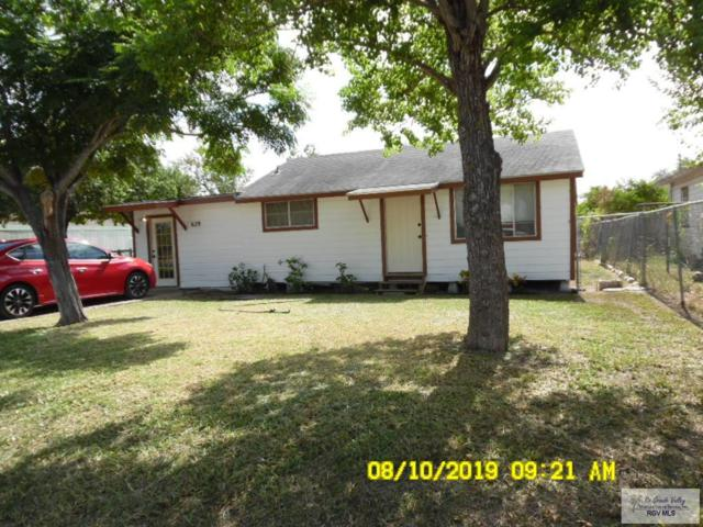 629 S M St., Harlingen, TX 78550 (MLS #29718940) :: The Monica Benavides Team at Keller Williams Realty LRGV