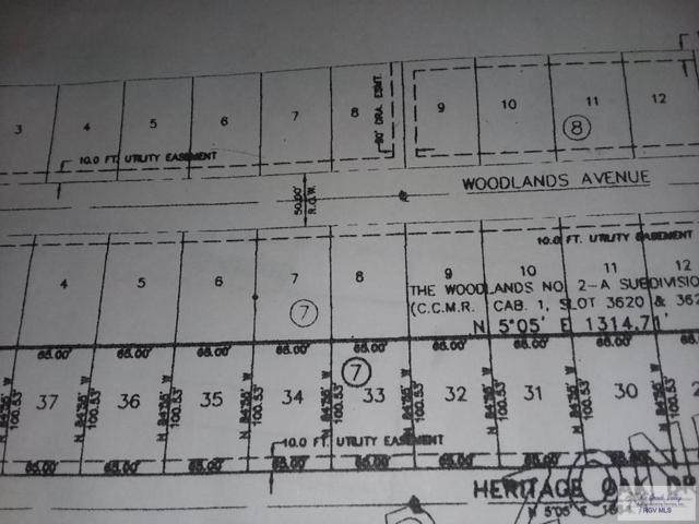 0 Heritage Oaks Dr., Brownsville, TX 78526 (MLS #29718955) :: The Monica Benavides Team at Keller Williams Realty LRGV
