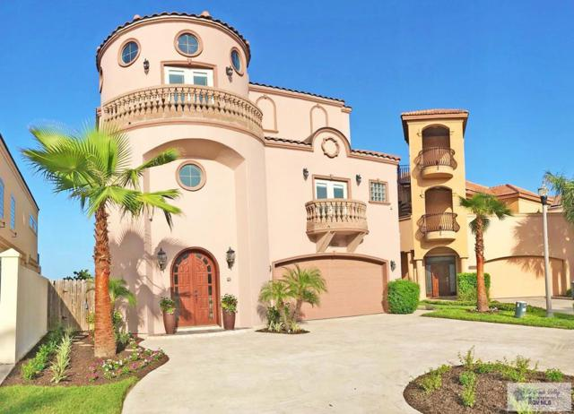 6408 Beach Dr., South Padre Island, TX 78597 (MLS #29718961) :: The Monica Benavides Team at Keller Williams Realty LRGV