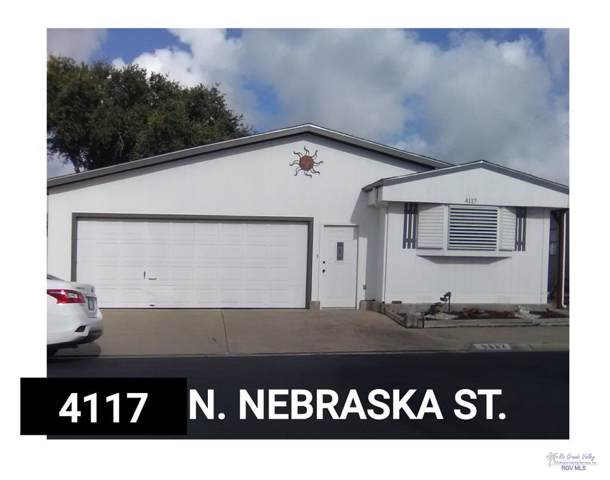 4117 N Nebraska St., Harlingen, TX 78550 (MLS #29719630) :: The Monica Benavides Team at Keller Williams Realty LRGV