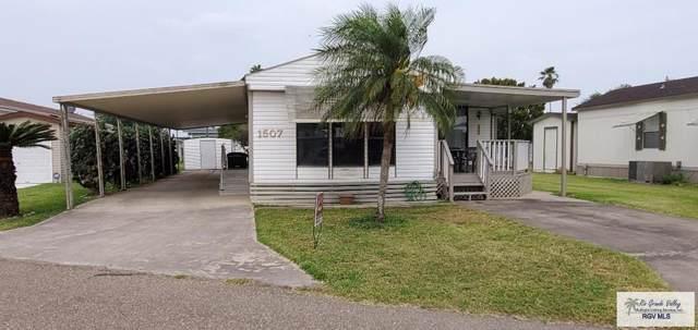 1507 Sunwest Blvd., Harlingen, TX 78552 (MLS #29719671) :: The Monica Benavides Team at Keller Williams Realty LRGV