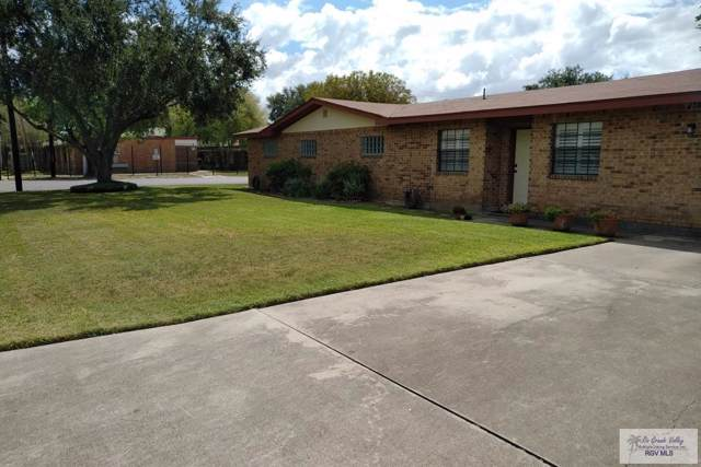 401 Forrest Ave., Rio Hondo, TX 78583 (MLS #29719709) :: The Monica Benavides Team at Keller Williams Realty LRGV