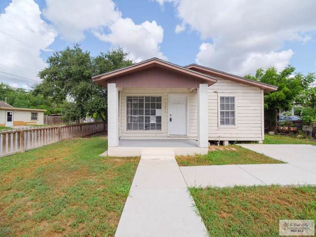 301 Edwards St, San Benito, TX 78586 (MLS #29719807) :: The Monica Benavides Team at Keller Williams Realty LRGV