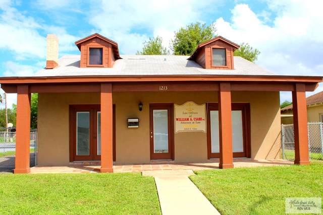 1213 E Tyler Ave., Harlingen, TX 78550 (MLS #29719834) :: The Monica Benavides Team at Keller Williams Realty LRGV