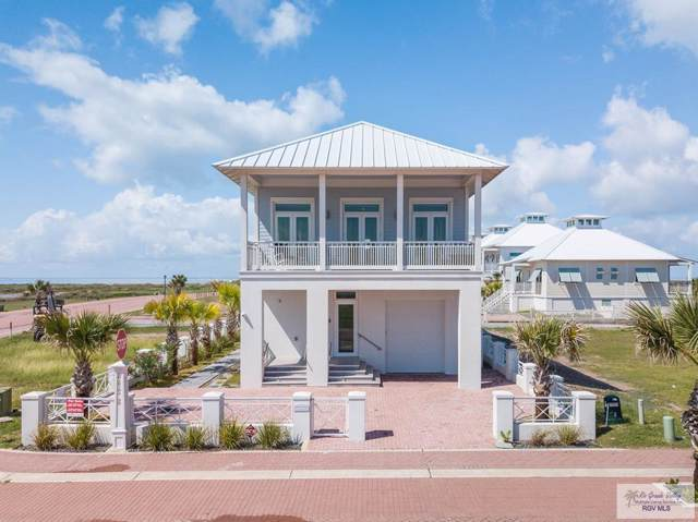 8211 Marina Dr, South Padre Island, TX 78597 (MLS #29719838) :: The Monica Benavides Team at Keller Williams Realty LRGV
