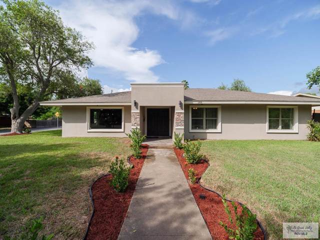 1205 Cottonwood Dr., Brownsville, TX 78520 (MLS #29719839) :: The Monica Benavides Team at Keller Williams Realty LRGV