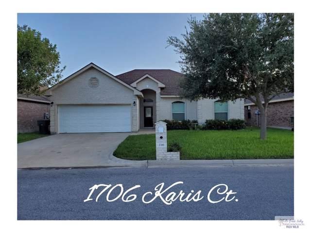 1706 Karis Ct, Harlingen, TX 78550 (MLS #29719848) :: The Monica Benavides Team at Keller Williams Realty LRGV