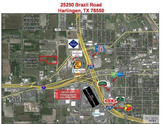 25250 Brazil Rd., Harlingen, TX 78552 (MLS #29719906) :: The MBTeam