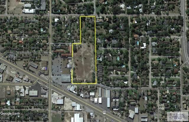 6.34 AC Grimes Ave., Harlingen, TX 78550 (MLS #29719934) :: The Monica Benavides Team at Keller Williams Realty LRGV