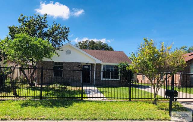 6213 Yera St., Brownsville, TX 78521 (MLS #29719977) :: The Monica Benavides Team at Keller Williams Realty LRGV