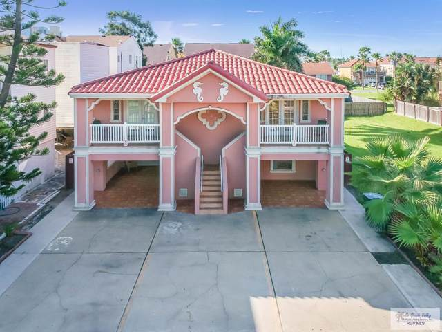 123 E Campeche, South Padre Island, TX 78597 (MLS #29720078) :: The Monica Benavides Team at Keller Williams Realty LRGV