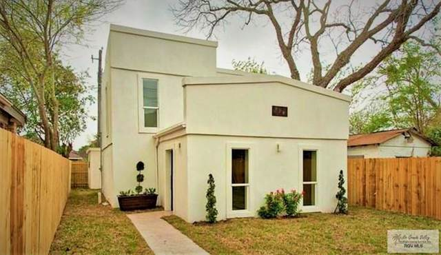 934 E Jackson St., Brownsville, TX 78520 (MLS #29720171) :: The Monica Benavides Team at Keller Williams Realty LRGV