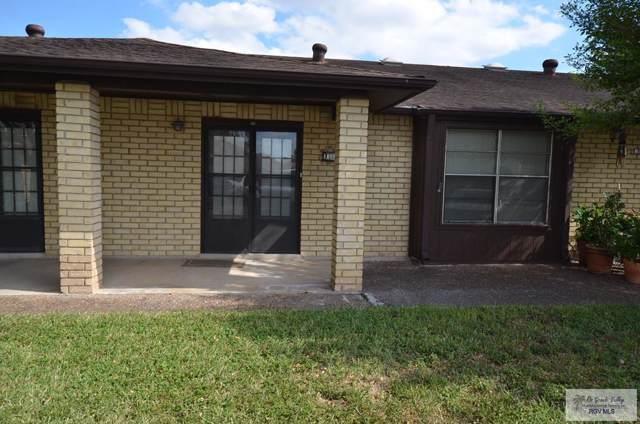 200 Santa Ana Ave. #18, Rancho Viejo, TX 78575 (MLS #29720330) :: The Monica Benavides Team at Keller Williams Realty LRGV