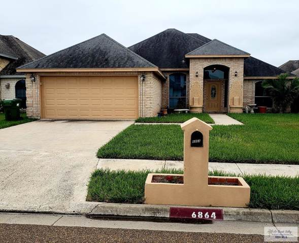 6864 Palo Azul Dr., Brownsville, TX 78526 (MLS #29720430) :: The Monica Benavides Team at Keller Williams Realty LRGV