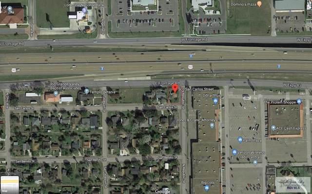 500 San Carlos Rd., Weslaco, TX 78596 (MLS #29720432) :: The Monica Benavides Team at Keller Williams Realty LRGV