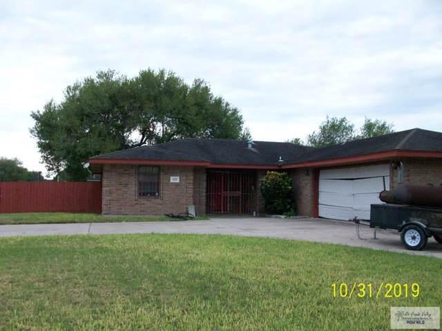 633 Eastwood Ct., Brownsville, TX 78521 (MLS #29720446) :: The Monica Benavides Team at Keller Williams Realty LRGV