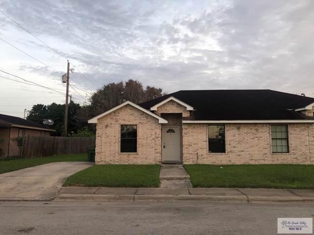 2405 N Minnesota Ave. A, Brownsville, TX 78526 (MLS #29720482) :: The Monica Benavides Team at Keller Williams Realty LRGV