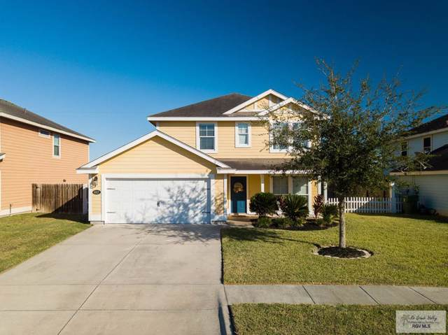 8817 Cowboy Rose Ln, Brownsville, TX 78520 (MLS #29720641) :: The Monica Benavides Team at Keller Williams Realty LRGV