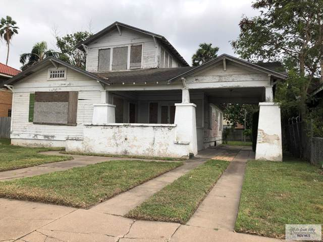 25 E Elizabeth St., Brownsville, TX 78520 (MLS #29720687) :: The Monica Benavides Team at Keller Williams Realty LRGV