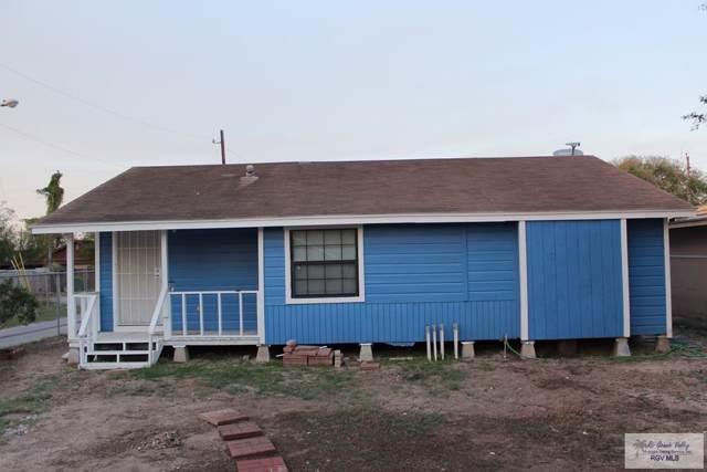 105 Mildred St. #0, Brownsville, TX 78521 (MLS #29720693) :: The Monica Benavides Team at Keller Williams Realty LRGV