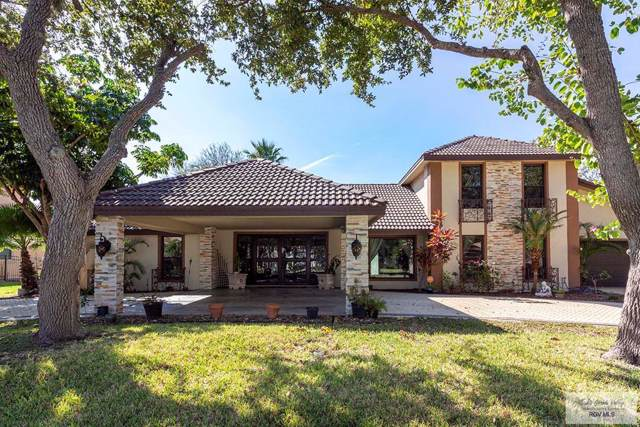 605 Escandon Ave., Rancho Viejo, TX 78575 (MLS #29720768) :: The Monica Benavides Team at Keller Williams Realty LRGV