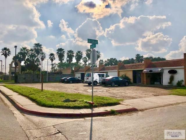 143 North St., Brownsville, TX 78521 (MLS #29720810) :: The Monica Benavides Team at Keller Williams Realty LRGV