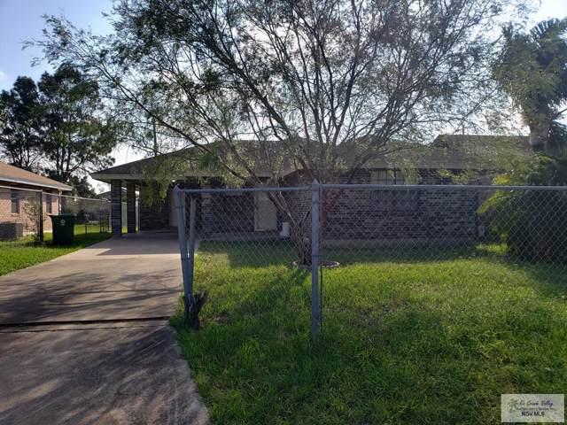414 8TH ST., Los Fresnos, TX 78566 (MLS #29720907) :: The Monica Benavides Team at Keller Williams Realty LRGV