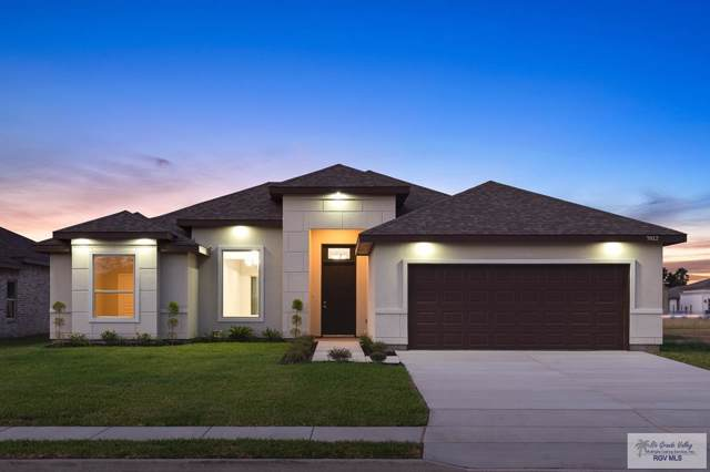 3812 Water Lily Ave., MCALLEN, TX 78504 (MLS #29721038) :: The Monica Benavides Team at Keller Williams Realty LRGV