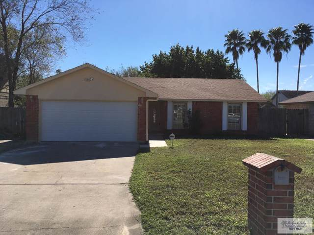 1524 N Sunshine Rd., Brownsville, TX 78521 (MLS #29721058) :: The Monica Benavides Team at Keller Williams Realty LRGV