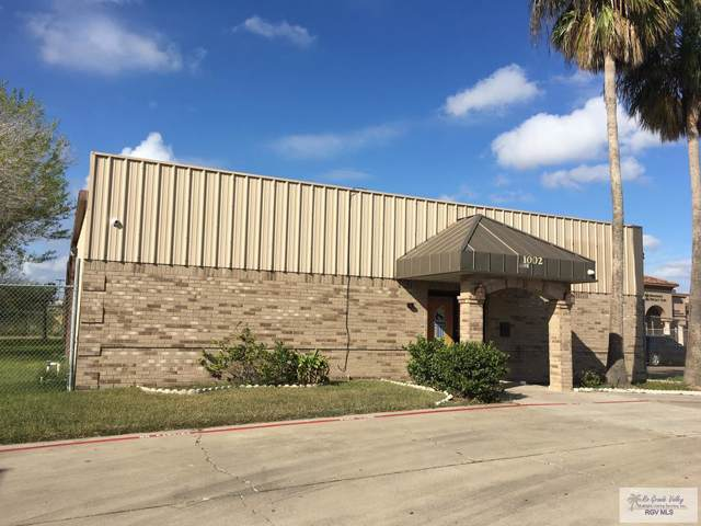 1002 S Airport Dr, Weslaco, TX 78596 (MLS #29721067) :: The Monica Benavides Team at Keller Williams Realty LRGV