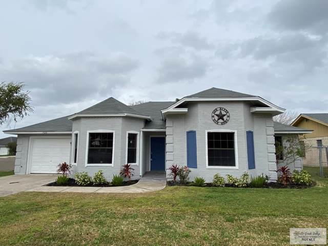 1522 Burke Ct., Harlingen, TX 78550 (MLS #29721285) :: The Monica Benavides Team at Keller Williams Realty LRGV