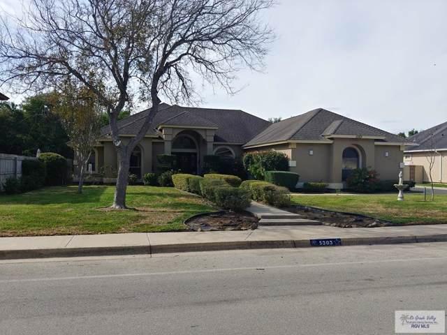5303 Rustic Manor Dr., Brownsville, TX 78526 (MLS #29721379) :: The Monica Benavides Team at Keller Williams Realty LRGV