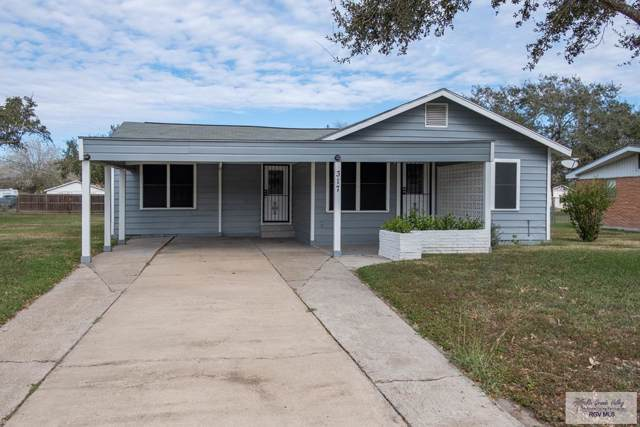 317 Ebony Ave., La Feria, TX 78559 (MLS #29721415) :: The Monica Benavides Team at Keller Williams Realty LRGV