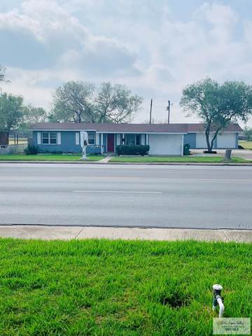 406 E Ocean Blvd., Los Fresnos, TX 78566 (MLS #29721433) :: The MBTeam