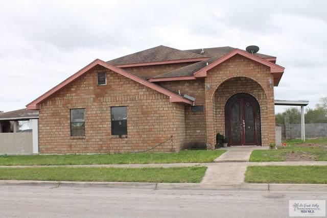 468 Toronja Ave., Brownsville, TX 78521 (MLS #29721446) :: The Monica Benavides Team at Keller Williams Realty LRGV