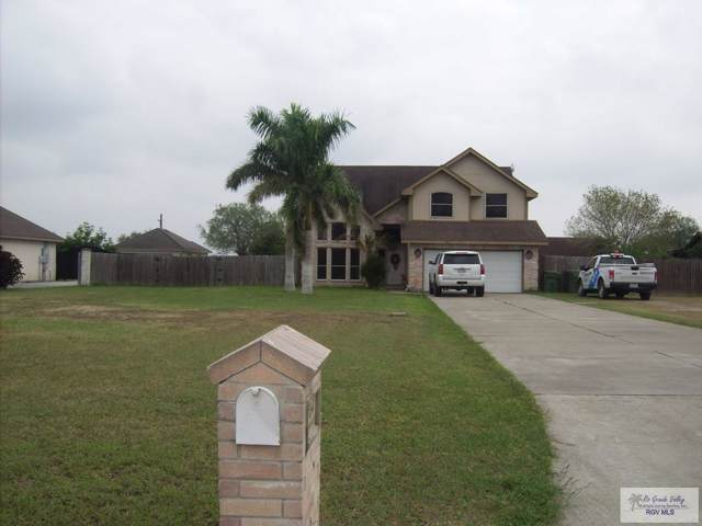 1864 Los Angeles Ct., Brownsville, TX 78521 (MLS #29721495) :: The Monica Benavides Team at Keller Williams Realty LRGV