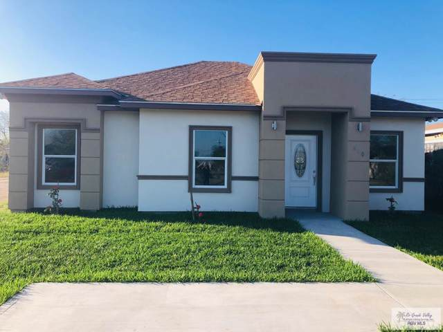 450 S Mccullough St, San Benito, TX 78586 (MLS #29721569) :: The Monica Benavides Team at Keller Williams Realty LRGV