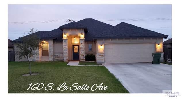 160 S La Salle Ave., San Benito, TX 78586 (MLS #29721648) :: The Monica Benavides Team at Keller Williams Realty LRGV