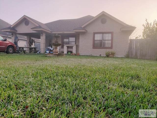 635 Bougainvillea Dr. #18, Los Fresnos, TX 78566 (MLS #29721753) :: The Monica Benavides Team at Keller Williams Realty LRGV