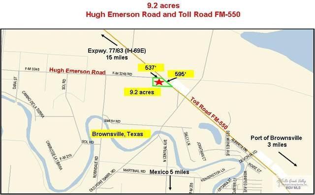 00 Fm 511, Brownsville, TX 78520 (MLS #29721758) :: The MBTeam