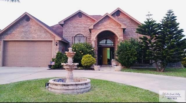 1814 Oak Land Ave., Brownsville, TX 78520 (MLS #29721761) :: The Monica Benavides Team at Keller Williams Realty LRGV