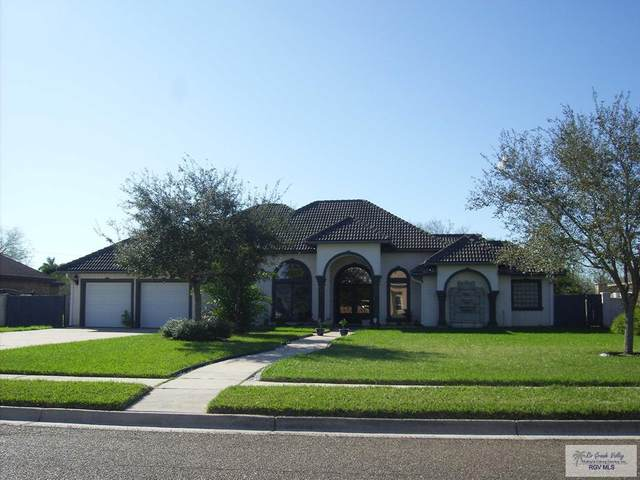 5684 Heron Cove Ln., Brownsville, TX 78526 (MLS #29721791) :: The MBTeam