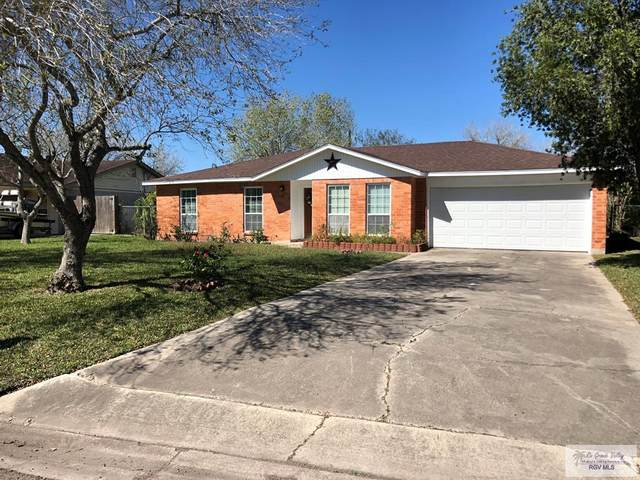 1151 N Bonham St., San Benito, TX 78586 (MLS #29721819) :: The Monica Benavides Team at Keller Williams Realty LRGV