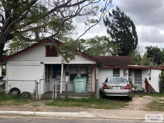 1839 E Harrison St., Brownsville, TX 78520 (MLS #29721891) :: The Monica Benavides Team at Keller Williams Realty LRGV
