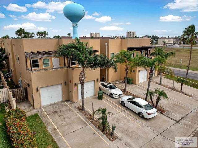 200 W Mesquite St. #6, South Padre Island, TX 78597 (MLS #29721895) :: The Monica Benavides Team at Keller Williams Realty LRGV