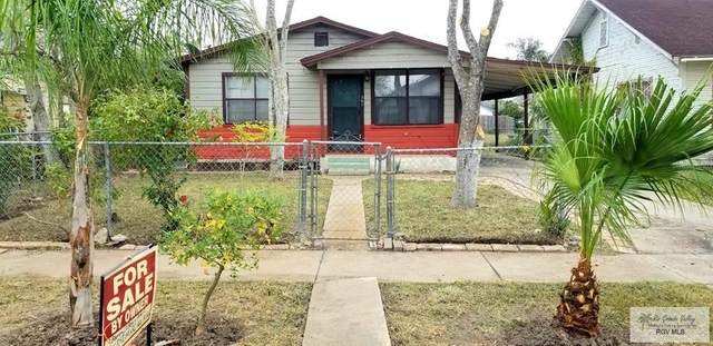 391 S Bonham St., San Benito, TX 78586 (MLS #29721896) :: The Monica Benavides Team at Keller Williams Realty LRGV