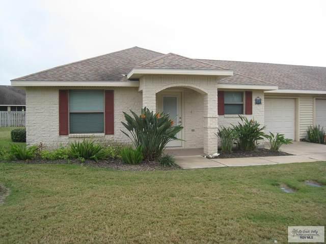 40 Augusta West, Laguna Vista, TX 78578 (MLS #29721935) :: The Monica Benavides Team at Keller Williams Realty LRGV