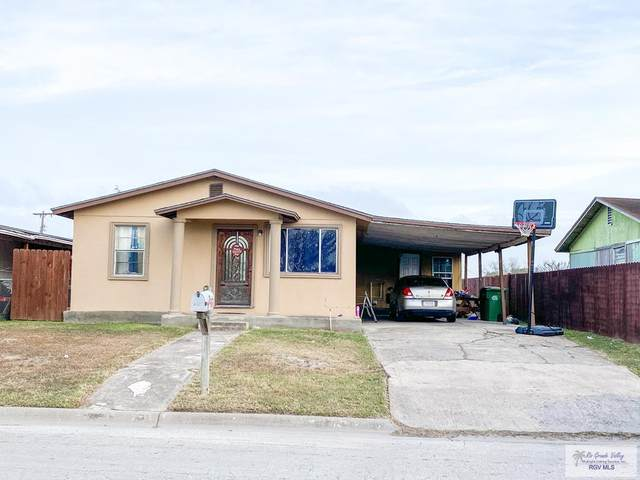 1366 Calle Galaxia, Brownsville, TX 78520 (MLS #29721972) :: The Monica Benavides Team at Keller Williams Realty LRGV